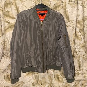 """Brand New """"New Look"""" Olive Bomber Jacket"""